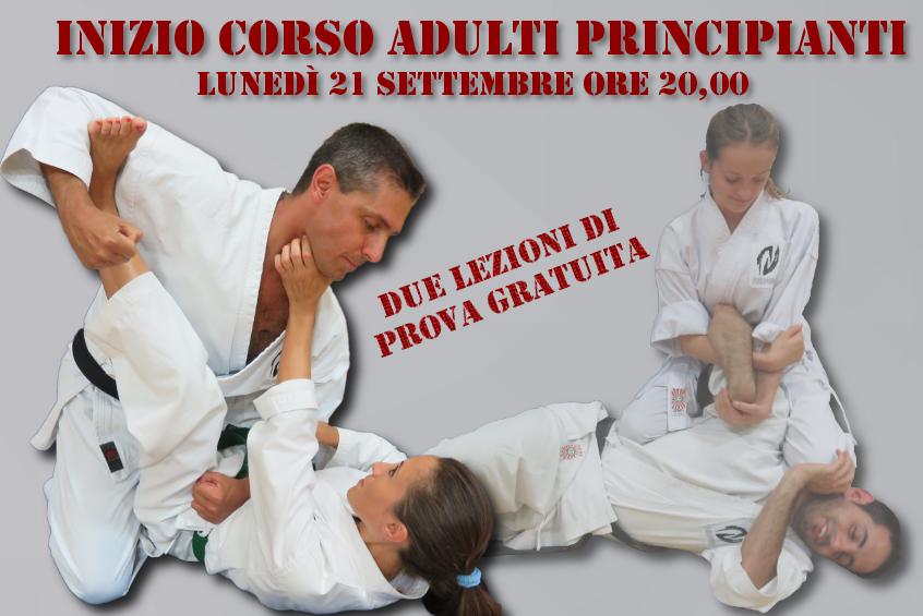 Inizio corso Koryu Uchinadi per adulti principianti a Cesena