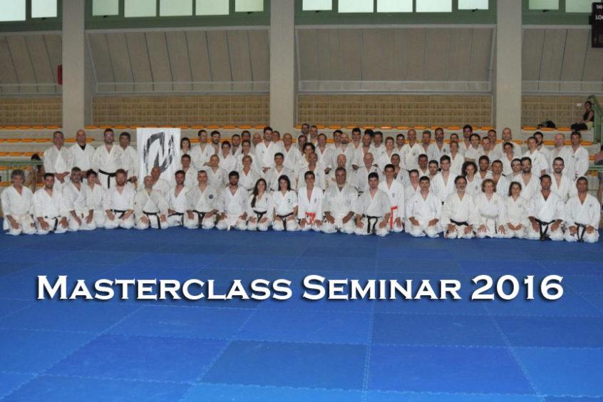 Reportage sul Masterclass Seminar 2016