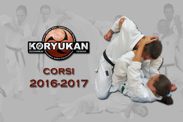 Corsi Koryu Uchinadi Cesena 2016-17