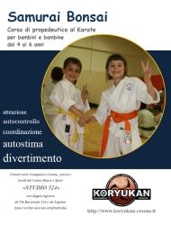 Propedeutica alle arti marziali per bambini Cesena