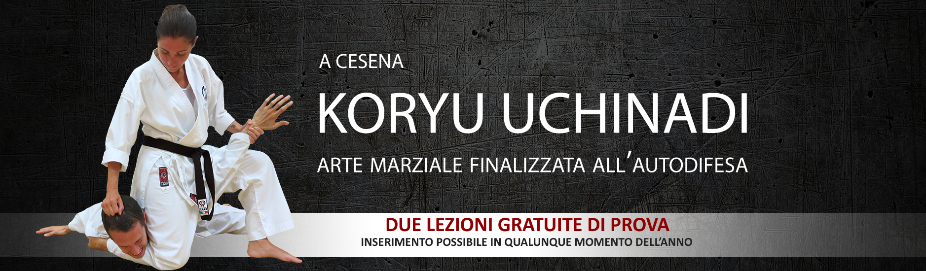 Koryukan Cesena: difesa personale a Cesena