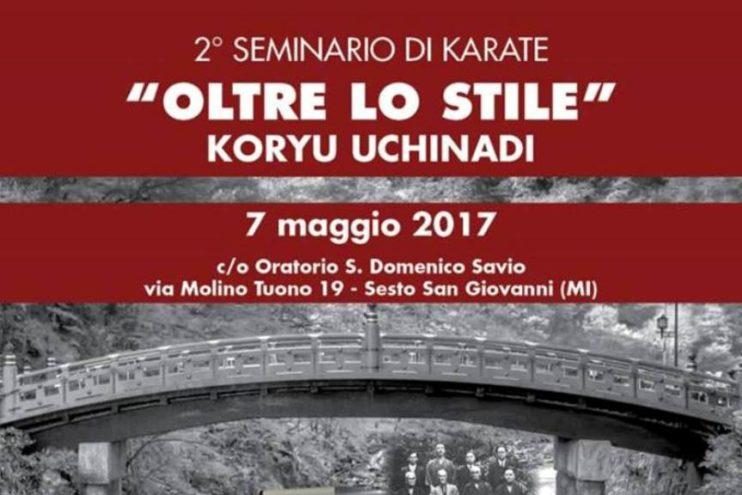 """Seconda edizione del seminario """"Oltre lo Stile"""""""