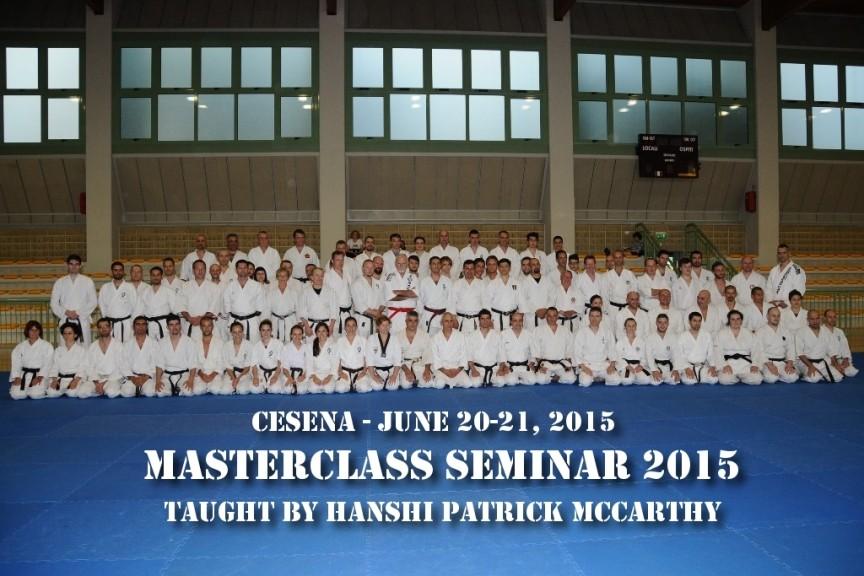 Masterclass Seminar 2015