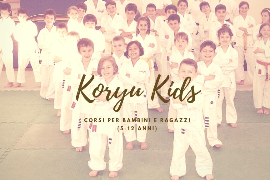 Koryu Kids 2018