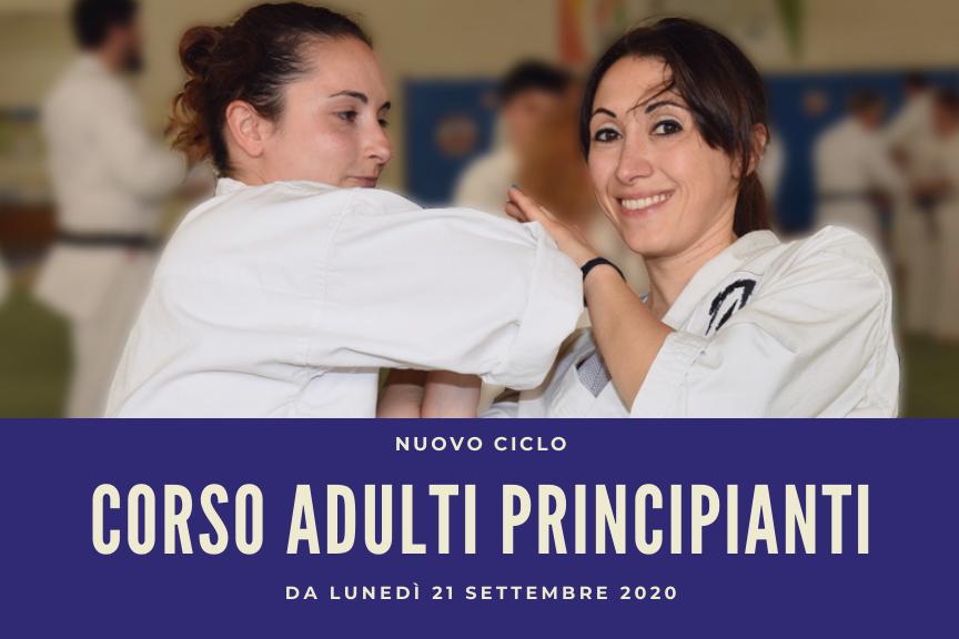 Koryu Uchinadi a Cesena: inizio corso adulti principianti 2020-2021